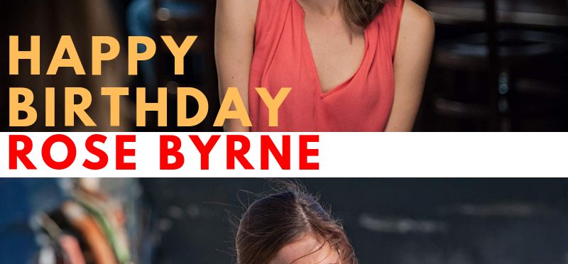 Happy Birthday Rose Byrne | VIVA Cinemas