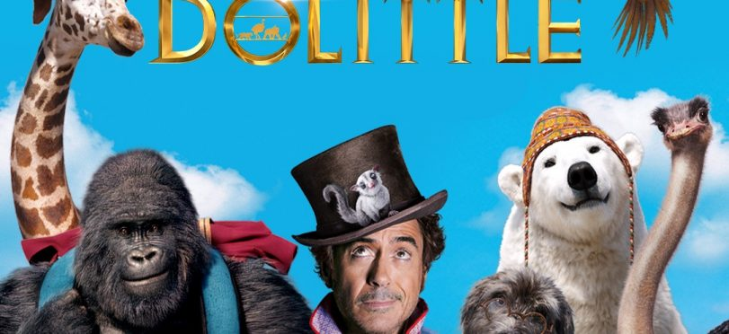 5 Reasons To See DoLittle This Weekend