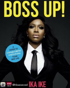 Chika Ike features on Haarvard Business School Cover