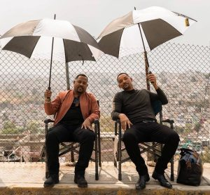 The Bad Boys, Will Smith and Martin Lawrence