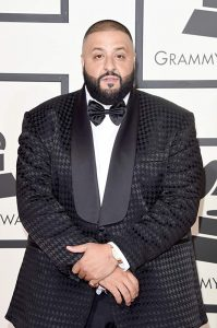 DJ Khaled at the Grammy Awards