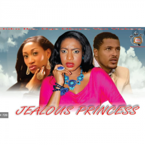 Chika Ike in Jealous Princess