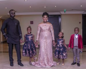 Mercy Johnson Personal Life