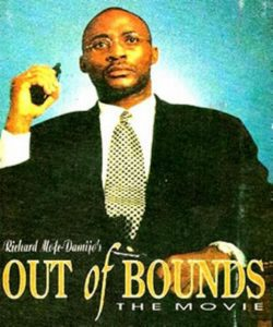 Richard Mofe-Damijo in Out of Bounds