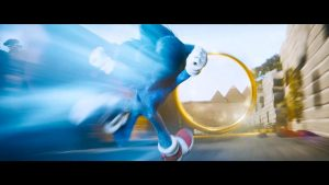 Very Fast Sonic The Hedgehog