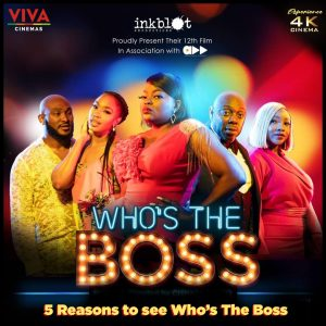 5 Reasons to see Who's the Boss at VIVA Cinemas